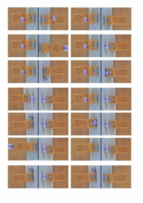 Domino zum Erwerb der Präpositionen