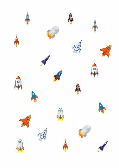 Welche Raketen sind gleich?