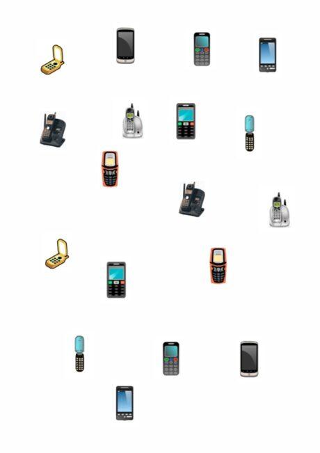 Welche Telefone sind gleich?