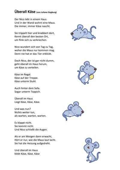 Sigmatismus-Gedicht
