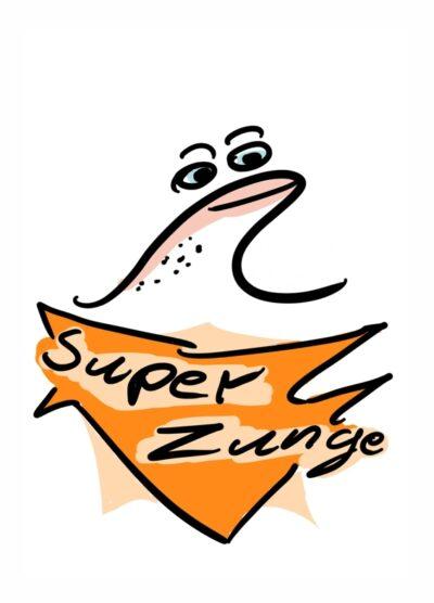 Superzunge: Superzunge schläft