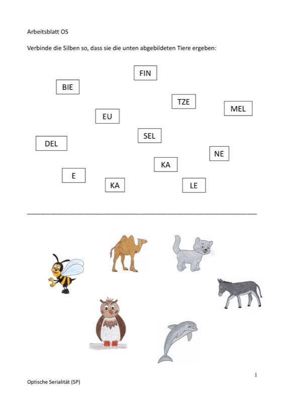 tiere verbinden