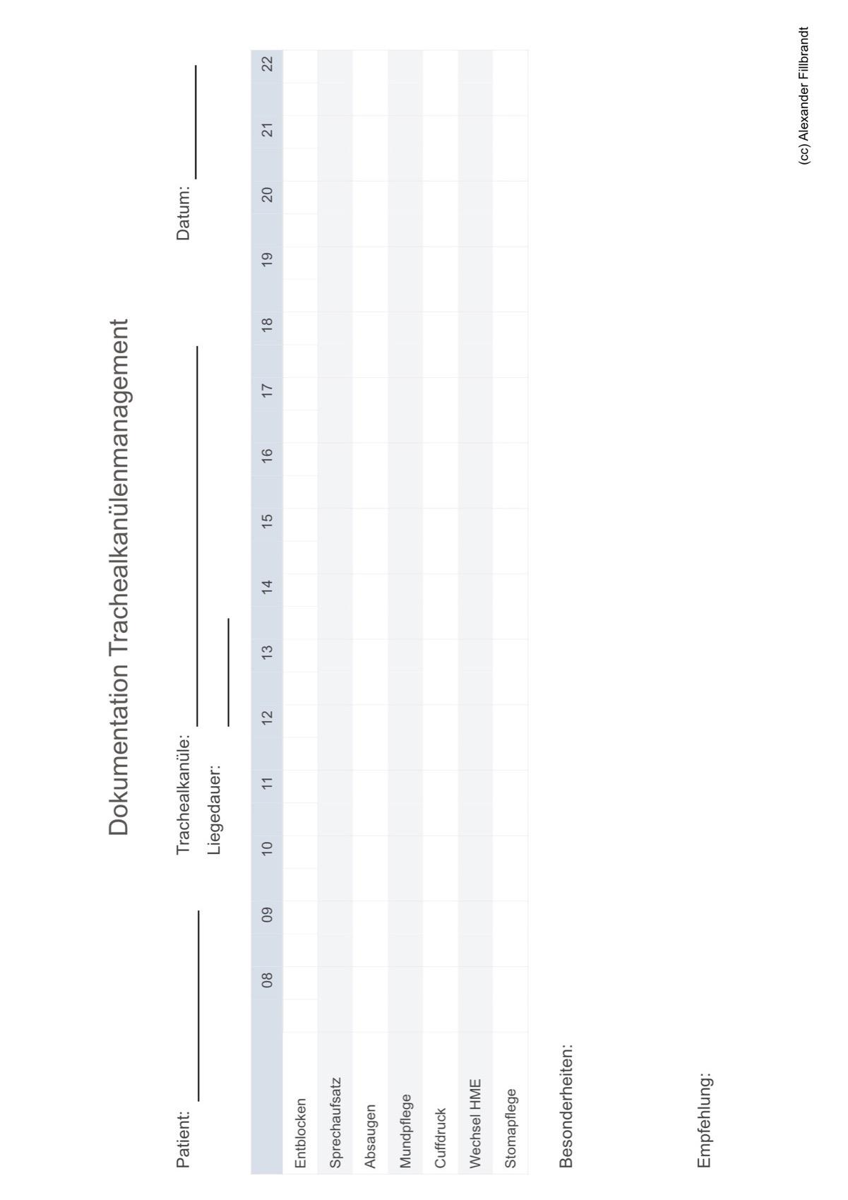 Therapiedokumentation - Diverses - madoo.net