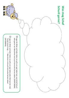 Lautfestigung Schetismus mit Schaf Schurli