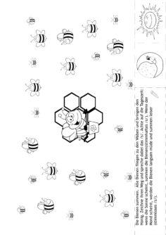 Bienenspiel für Sigmatismus