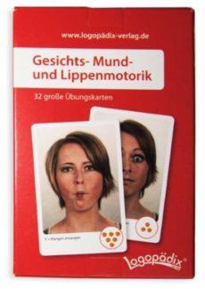 Gesichts-, Lippen- und Mundmotorik