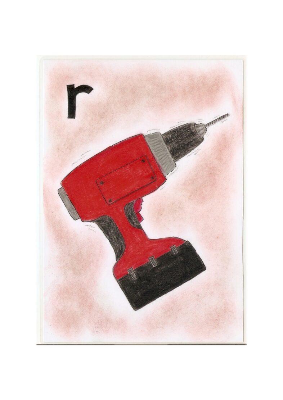 alternative POPT-Karte /r/ (Variante)
