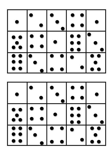Spielplan-Würfel
