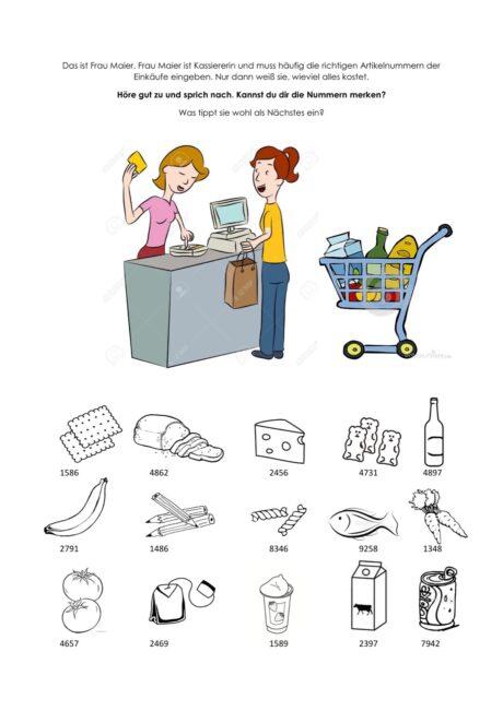 AVWS Einkaufen