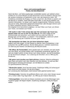 """Interaktiven Geschichte: """"Auf dem Bauernhof"""""""