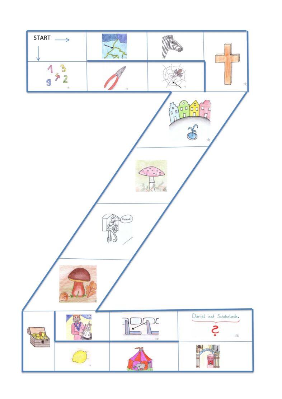 Z-Würfelspiel
