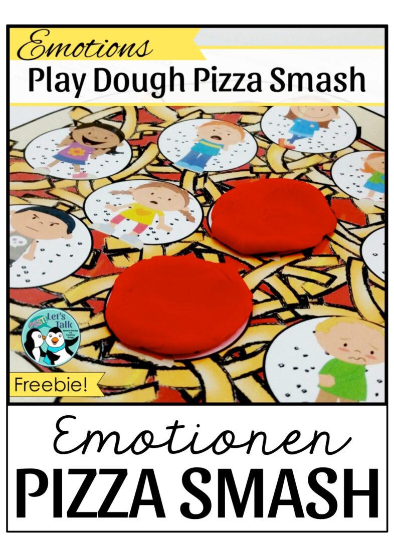 Emotionen Pizza