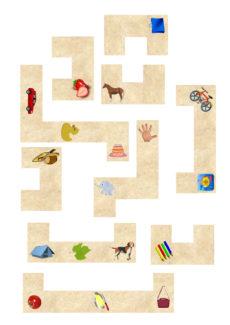 Tauzismus Erweiterungssatz zu Kinder Labyrinth