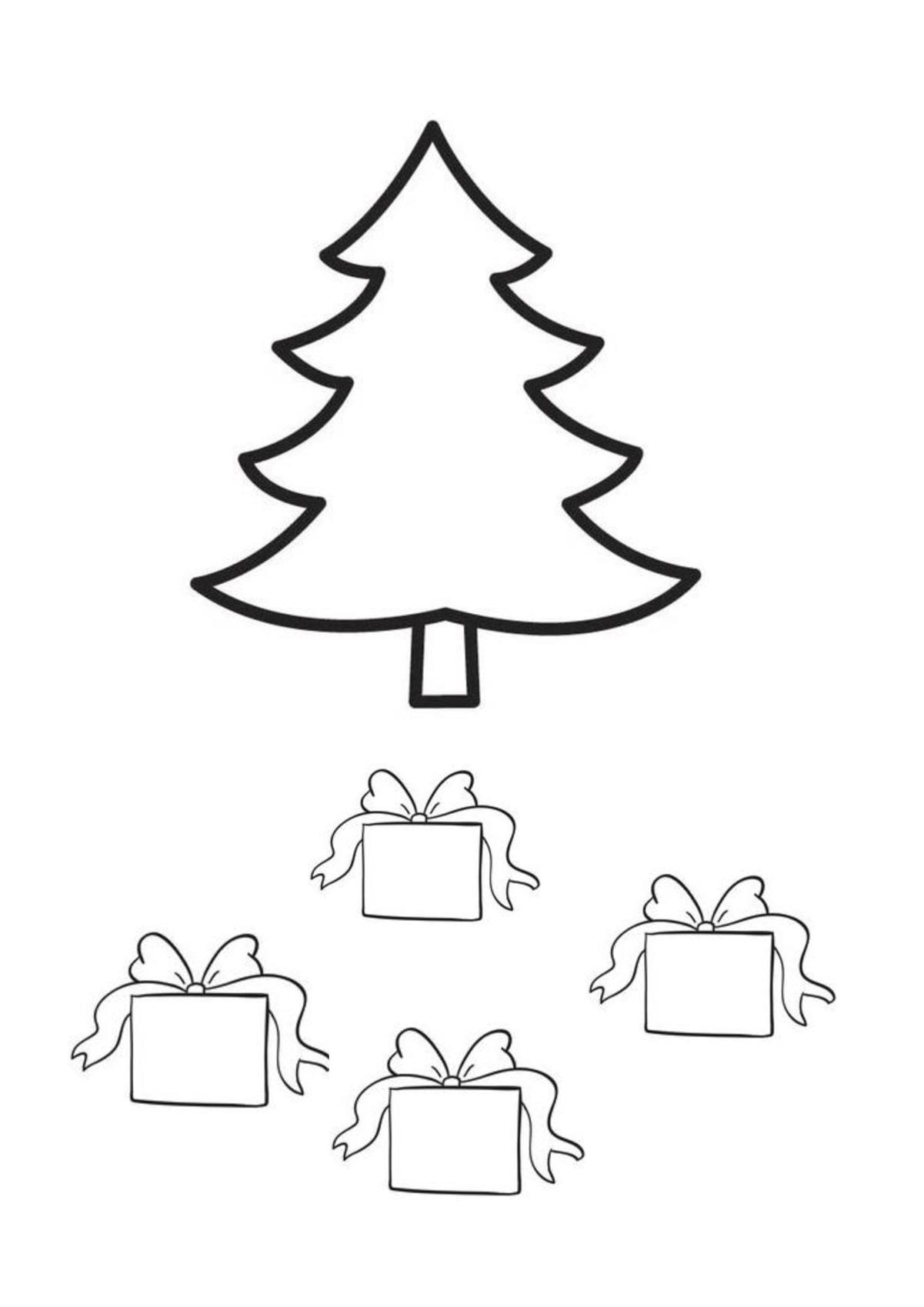 Weihnachtsbaum /sch/ - Dyslalie - madoo.net