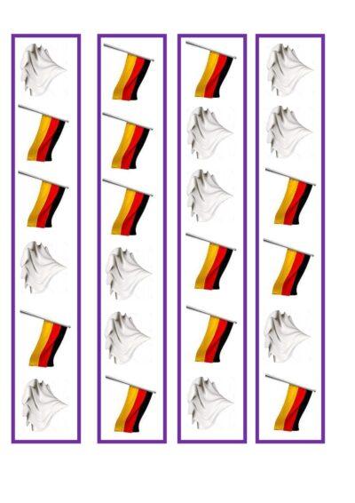 Minimix – Erweiterung f/s: Fahne-Sahne