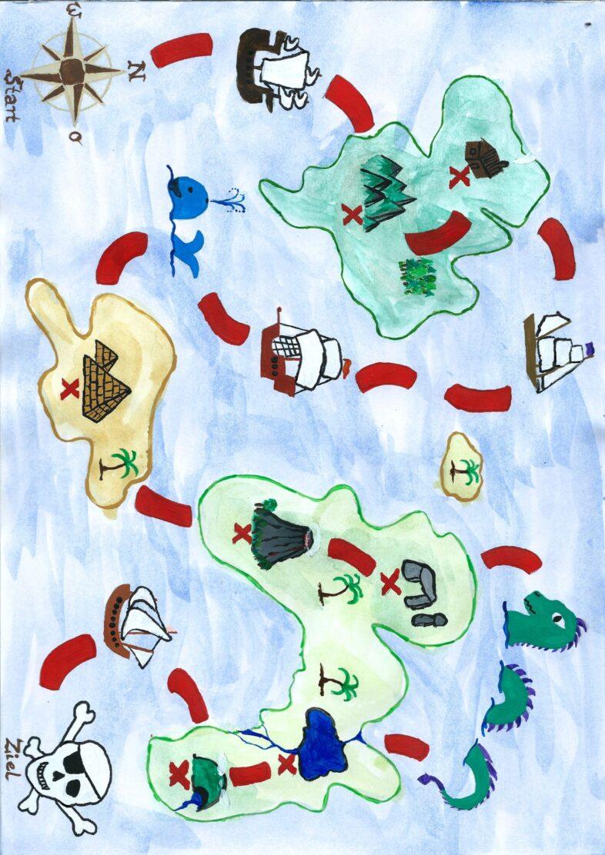 Spielplan Piraten (2)