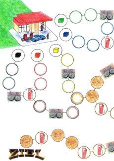 Spielplan Tankstelle