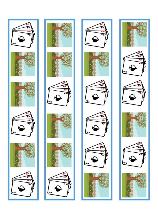 Minimix – Erweiterung g/k: Garten – Karten