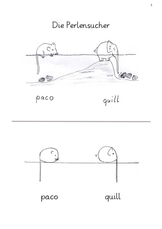 p und q, Differenzierung der Kleinbuchstaben
