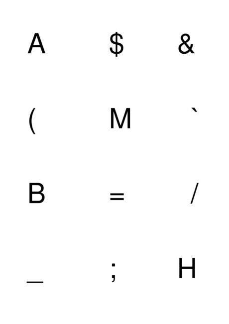 Symbolverarbeitung
