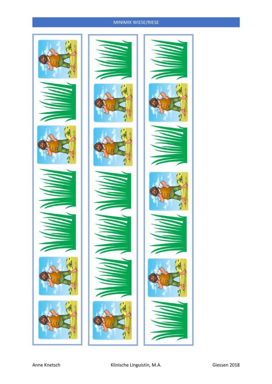 Minimix Wiese-Riese