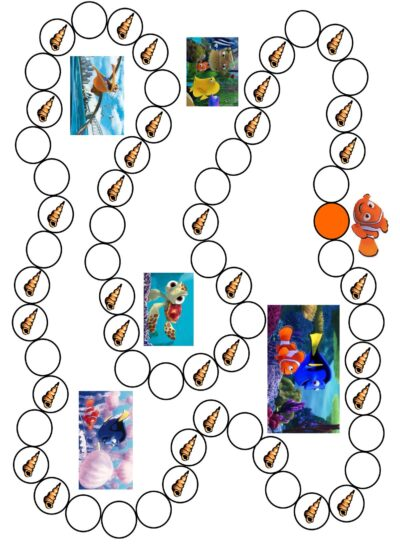 Spielplan Nemo