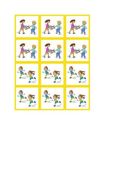 Minimix Erweiterung: r / l – raufen / laufen