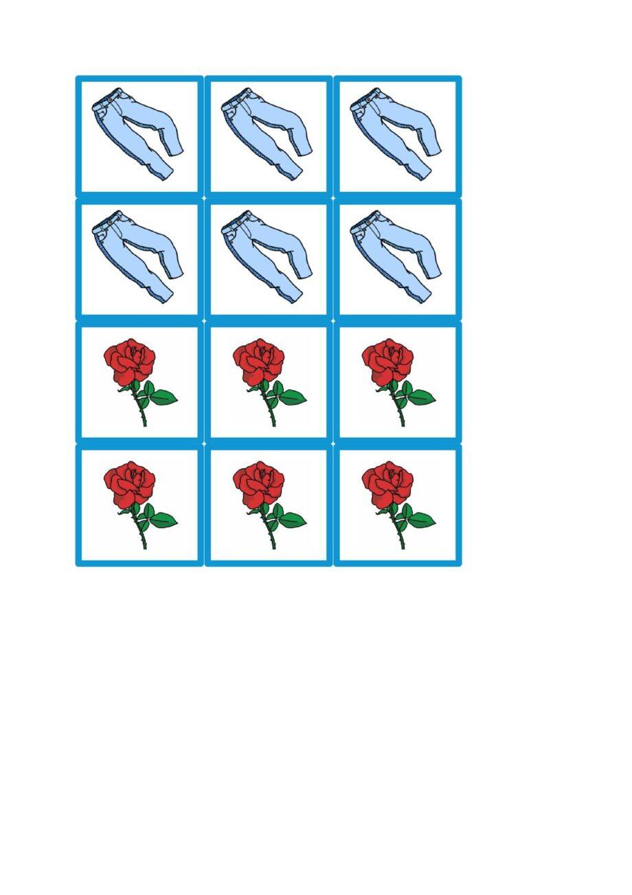 Minimix Erweiterung: r / h – Rose – Hose