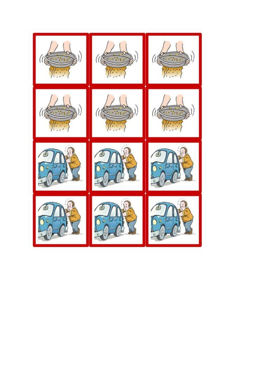 Minimix Erweiterung: sch / s – schieben – sieben