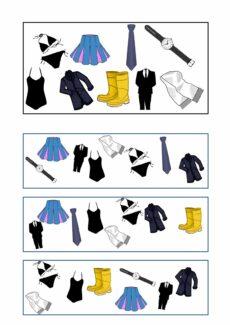 Gruselino Kleidung