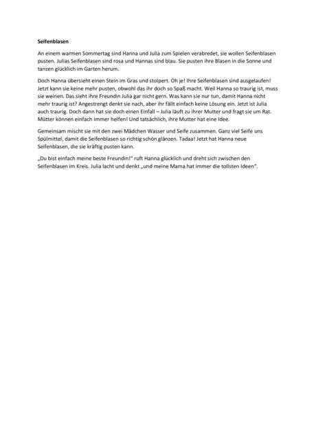 Textverständnis ein Trias ein Aktant