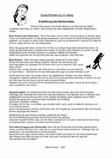 Fördermöglichkeiten – Elternberatungsbogen