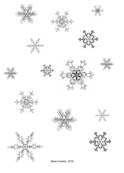 "Pustespiel ""Schneeflocke"": Mundmotorik-Training im Winter"