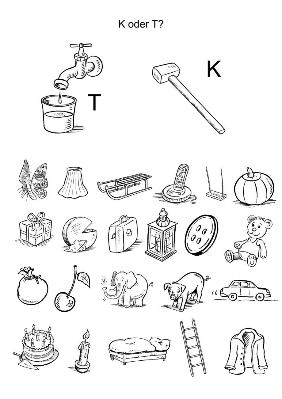 Differenzierung K-T