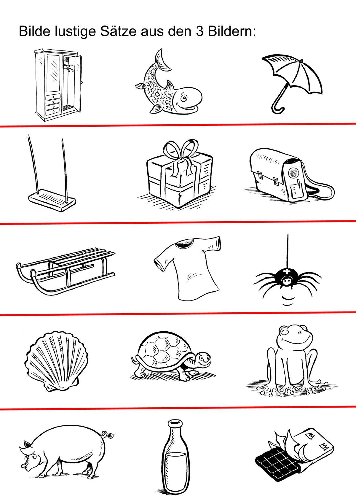 Lustige Sätze Bilden