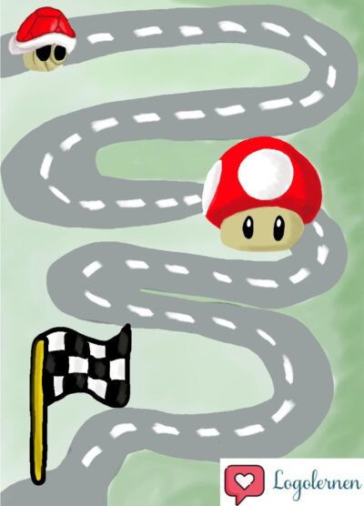 MarioKart Spielplan
