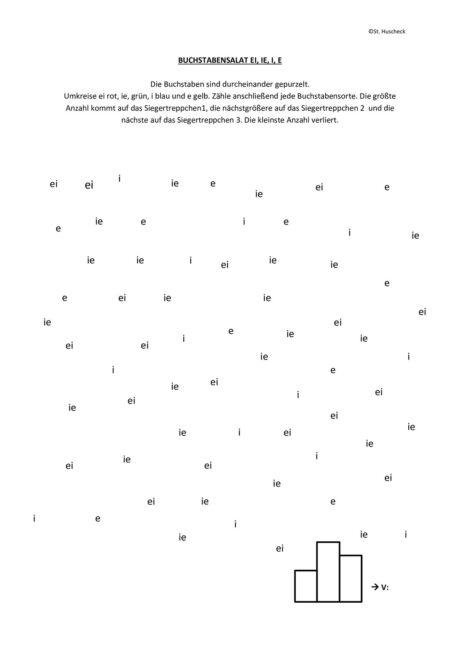 Buchstabensalat (3)