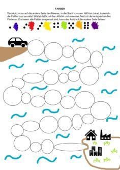 Spiel zu Farben