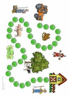 Spielfeld Bauernhof