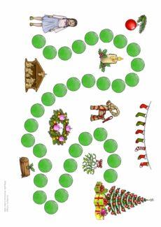 Spielfeld Weihnachten
