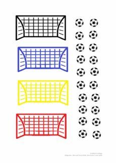 Ansaug-Fußballspiel