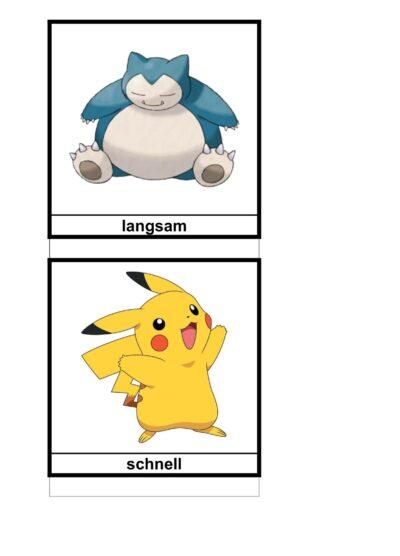 Pokemonkarten Redefluss