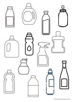 In der Flasche ist…