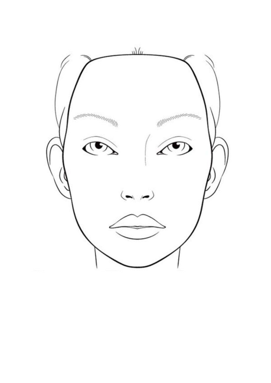 Körperteile – Gesicht