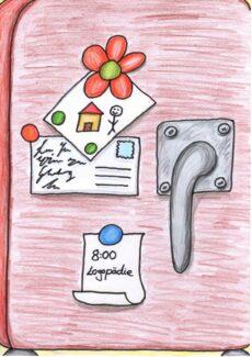 Wortschatz Lebensmittel – Kühlschrank