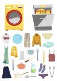 Schetismus – Waschmaschine / Geschirrspüler