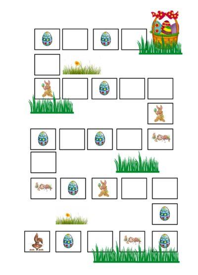 Leiterspielplan Ostern