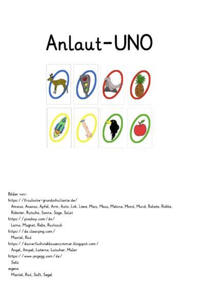 Anlaut-UNO