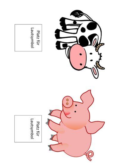 P.O.P.T. Phase 1 – Tier füttern