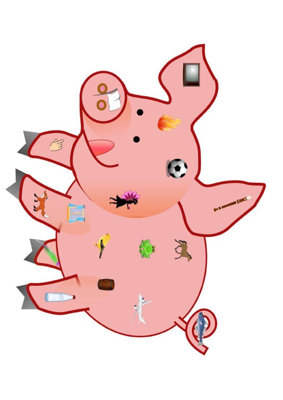 Schwein – Wortebene /f/ im Anlaut